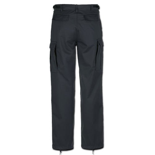 Brandit US Ranger BDU Trousers Black