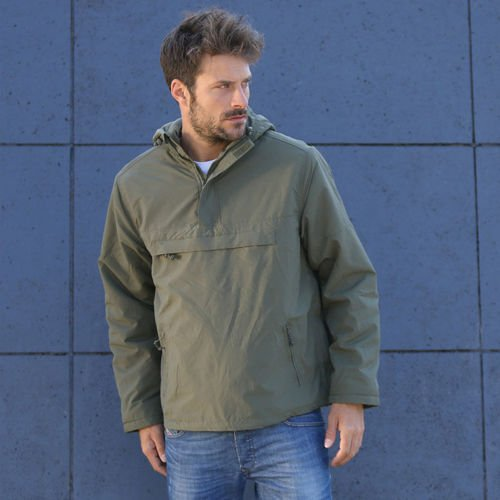 Brandit Windbreaker Jacket Olive