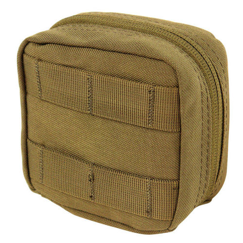 Condor 4x4 Utility Pouch Coyote Brown