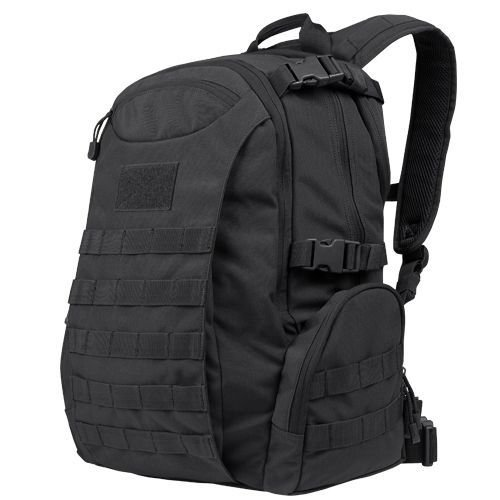 Condor Backpack Commuter Pack 26L Black