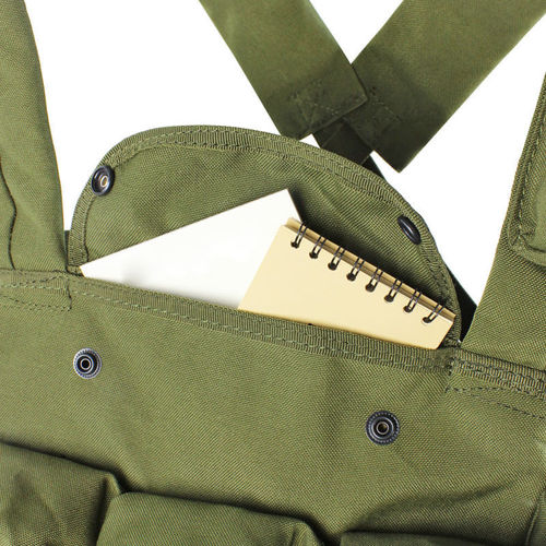 Condor Chest Panel 7 Pocket Olive