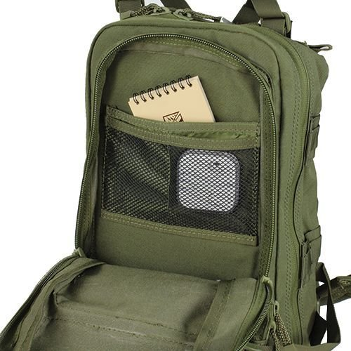 Condor Compact Tactical Assault Backpack 22L Olive