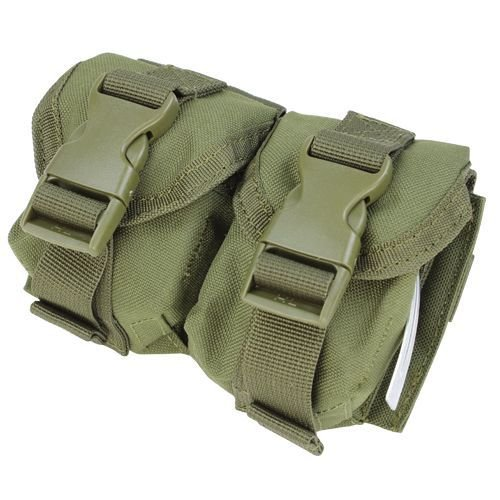 Condor Double Frag Grenade Pouch Olive