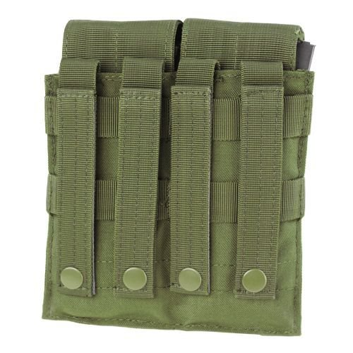 Condor Double M4 Mag Pouch Olive