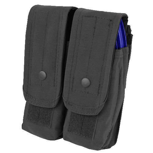 Condor Double Mag Pouch Black