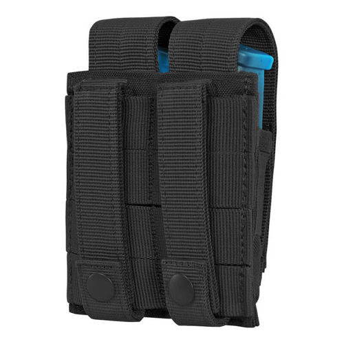 Condor Double Pouch Black