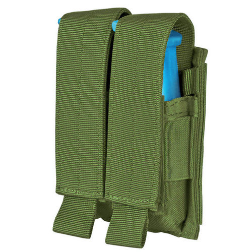 Condor Double Pistol Mag Pouch Olive