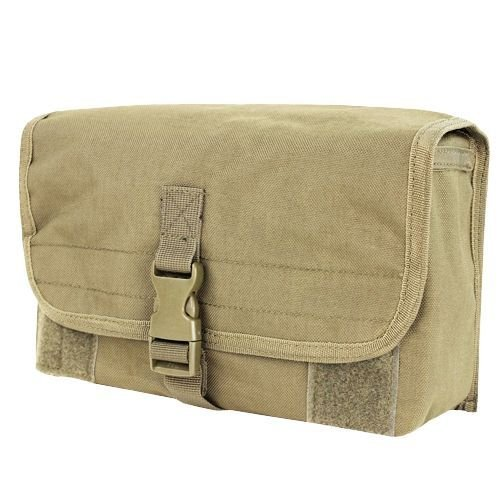 Condor Gas Mask Pouch Coyote
