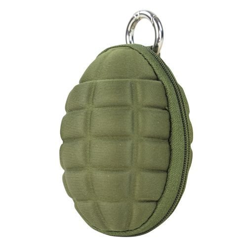 Condor Keychain Pouch Olive