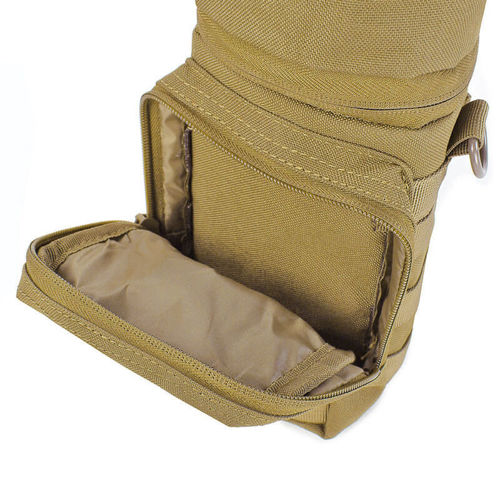 Condor H2O Bottle Pouch Coyote Brown