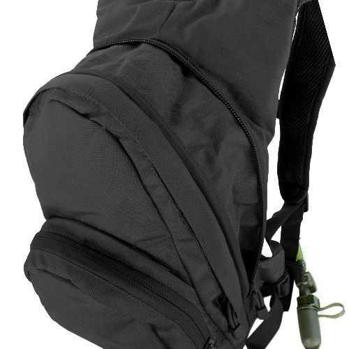Condor Hydration System Hydration Pack 1 Black 2.5L