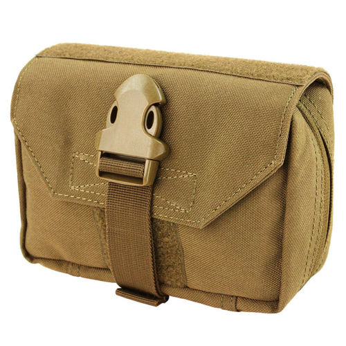 Condor Medical Equipment First Response Pouch Coyote Brown