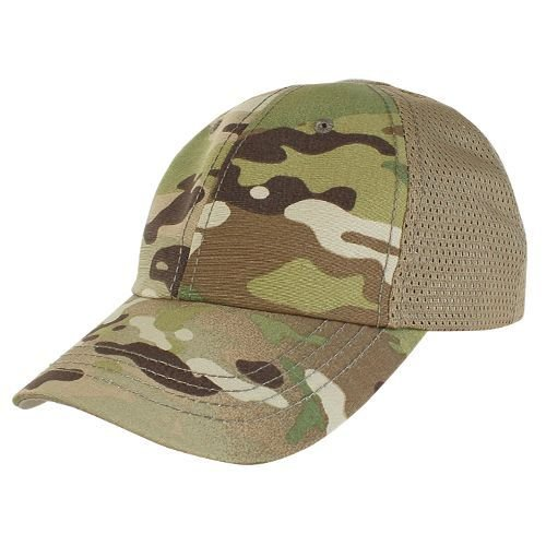 Condor Mesh Tactical Team Cap MultiCam