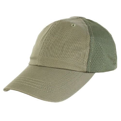 Condor Mesh Tactical Team Cap Olive