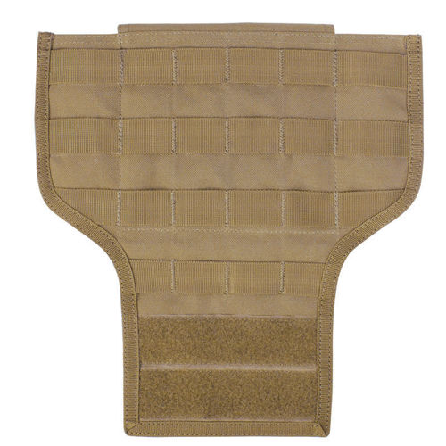 Condor Panel for Tactical Vest MCR Coyote Brown
