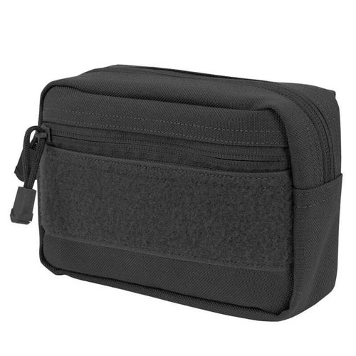 Condor Pouch for Accessories Compact Utility Black