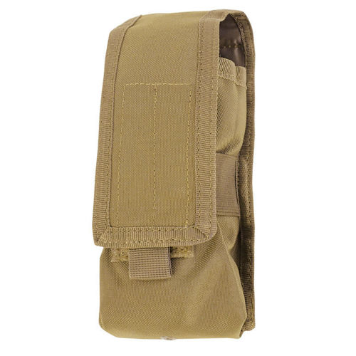 Condor Radio Pouch MOLLE Coyote Brown