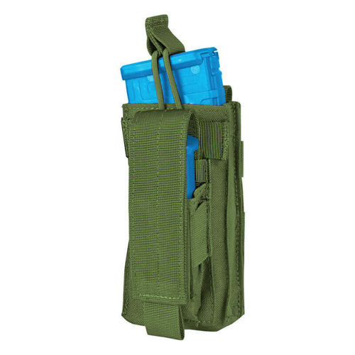 Condor Single Kangaroo Mag Pouch Olive