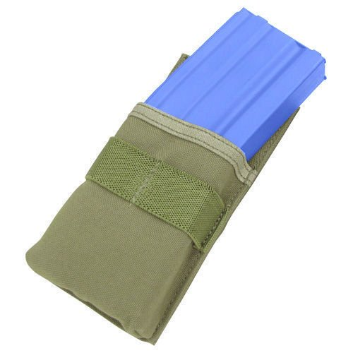 Condor Single M4 Mag Pouch Olive