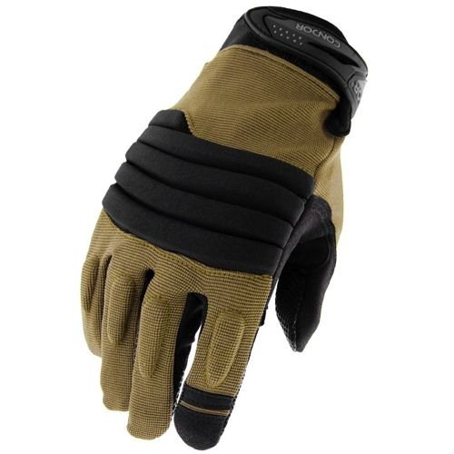 Condor Stryker Padded Knuckle Gloves Coyote