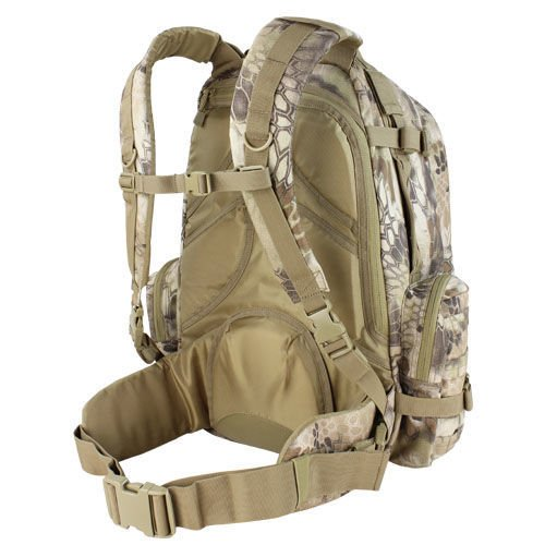 Condor Tactical Backpack 3-Day Assault Pack 50L Kryptek Highlander