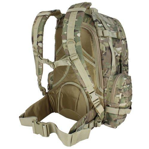 778854568d ... Condor Tactical Backpack 3-Day Assault Pack 50L MultiCam