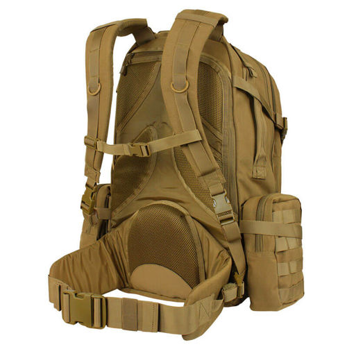Condor Tactical Backpack Orion Assault 52L Coyote Brown