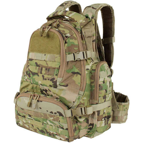 Condor Tactical Backpack Urban Go Pack 48L Multicam