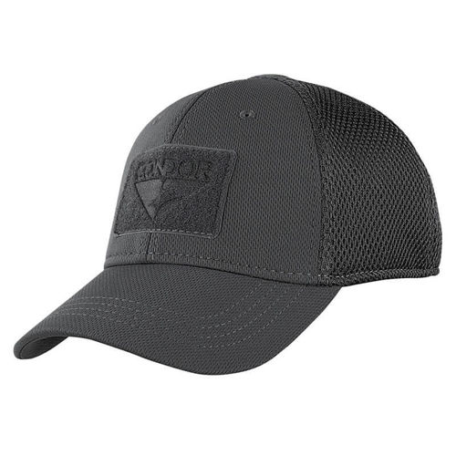 Condor Tactical Cap Flex Mesh Black