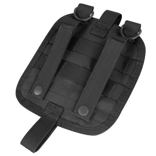 Condor Tactical Panel Rip-Away Black 2 pcs.