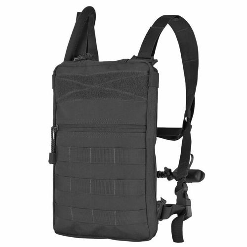 Condor Tidepool Hydration System Carrier Black