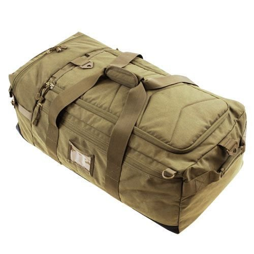 Condor Transport Colossus Duffle Bag Coyote