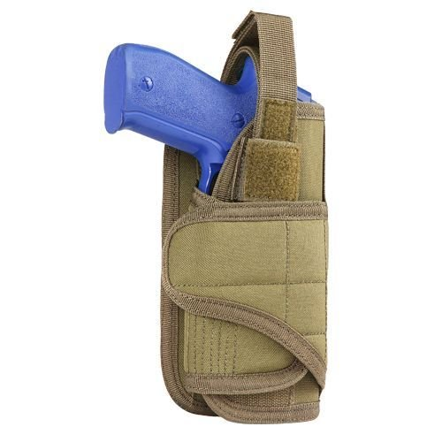 Condor Vertically Mounted VT Holster Coyote