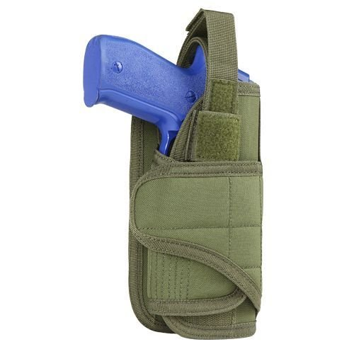Condor Vertically Mounted VT Holster Olive