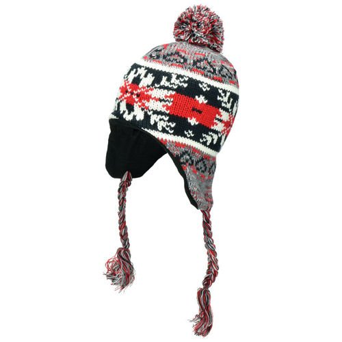 Fox Outdoor Peruvian Winter Hat Cusco Red