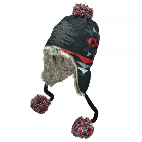 Fox Outdoor Peruvian Winter Hat Ica Red