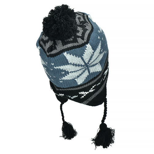 Fox Outdoor Peruvian Winter Hat Lima Blue