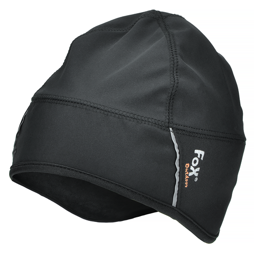 Fox Outdoor SoftShell Cap Black