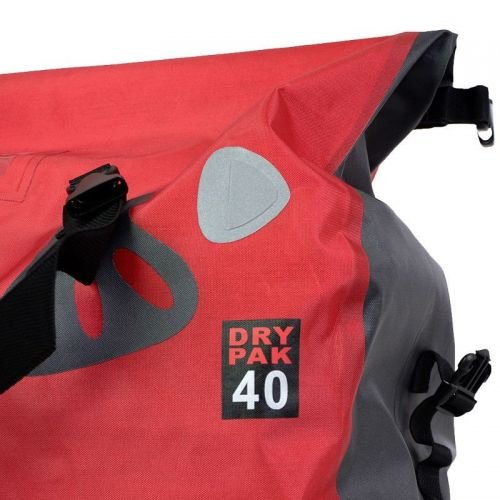 Fox Outdoor Waterproof Bag Dry Pack 40L Red