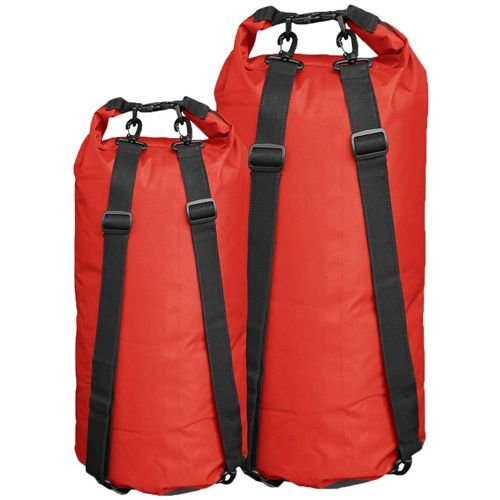 Fox Outdoor Waterproof Dry Pack 60L Red