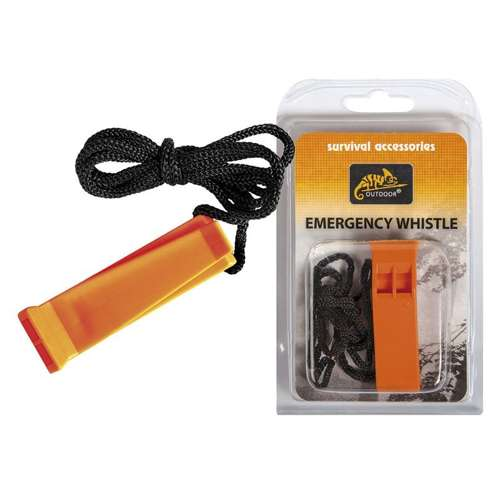 Helikon-Tex Rescue Whistle Orange