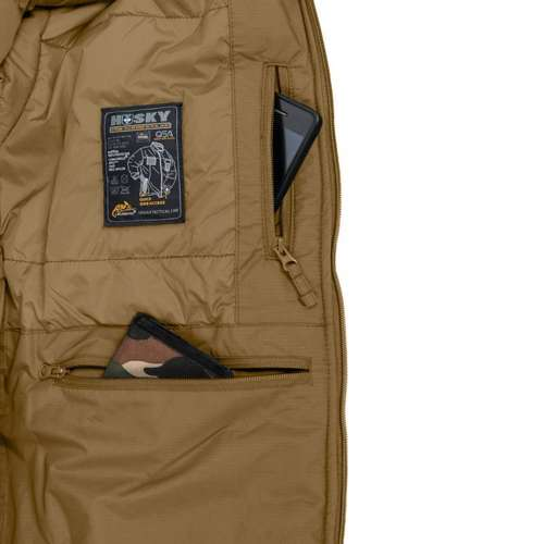 Helikon-Tex Winter Jacket Husky Tactical Coyote