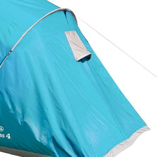 Highlander 4-person Tent Cypress Teal
