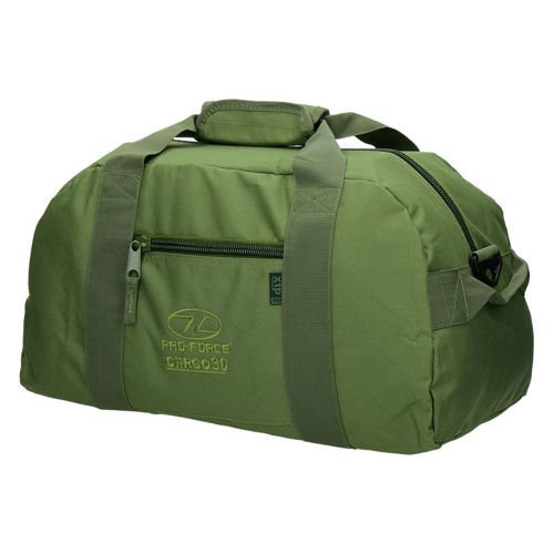 Highlander Cargo Travel Bag 30L Olive