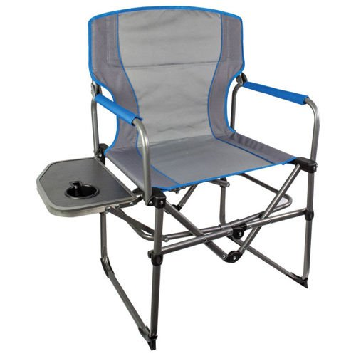 Highlander Compact Directors Chair With Side Table