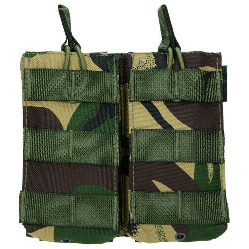 Highlander Double Quick Release Pouch DPM