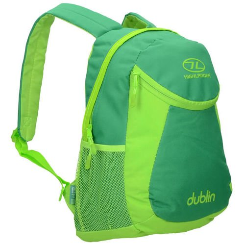 Highlander Dublin Backpack 15L Oliv