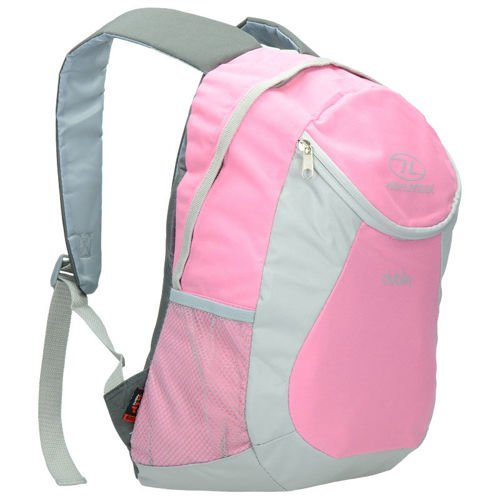 Highlander Dublin Backpack 15L Pink