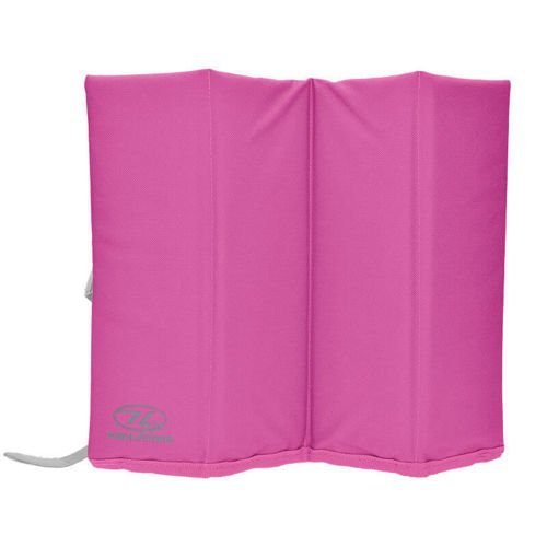 Highlander Foldable Seating Mat Pink