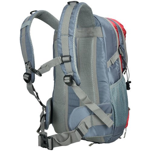 Highlander Hiker Rucksack 30L Red